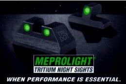 Meprolight Tritium Night Sights